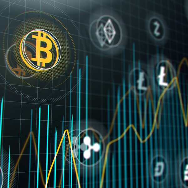 Crypto coin on a graph